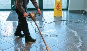 Onderhoud vloer